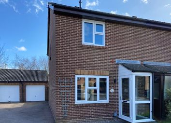 Thumbnail 3 bed semi-detached house to rent in Ash Tree Close, Farnborough, Hampshire