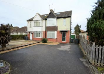 Thumbnail 4 bed semi-detached house for sale in Hulbert Road, Bedhampton, Havant