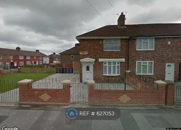 Thumbnail 3 bed semi-detached house to rent in Colesborne Road, Liverpool