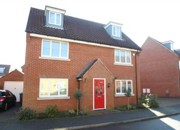 Thumbnail 5 bedroom detached house for sale in Tremlett Lane, Grange Farm, Kesgrave, Ipswich