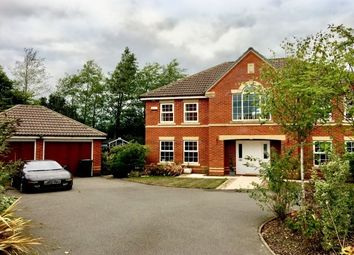 Thumbnail 5 bed property to rent in Plantagenet Way, Ashby De La Zouch