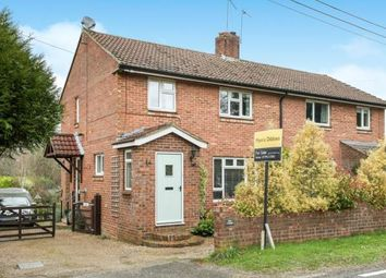 Thumbnail 3 bedroom semi-detached house for sale in East Dean, Salisbury