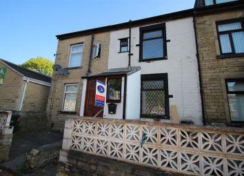 Thumbnail 3 bedroom terraced house to rent in Folkestone Street, Bradford