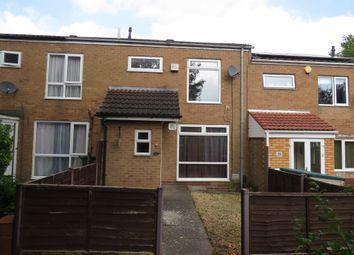 Thumbnail 3 bed terraced house for sale in Hillman Grove, Castle Bromwich, Birmingham