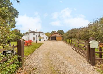 Thumbnail 3 bed semi-detached house for sale in Hook, Warsash, Southampton