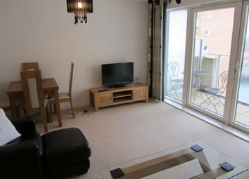 Thumbnail 1 bed flat to rent in Heol Glan Rheidol, Cardiff