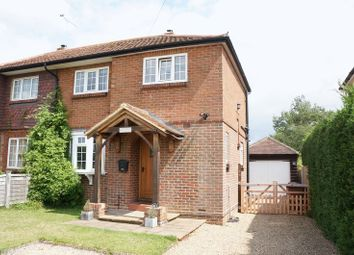 Thumbnail 2 bed semi-detached house for sale in Long Reach, West Horsley, Leatherhead
