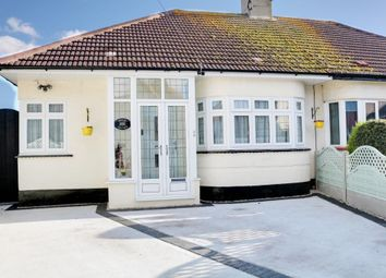 Thumbnail 2 bed semi-detached bungalow for sale in Aragon Close, Southend-On-Sea