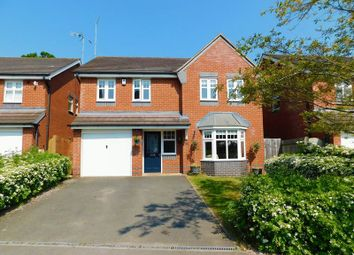 Thumbnail 4 bed detached house for sale in Bluebell Hollow, Walton-On-The-Hill, Stafford