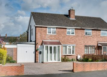 Thumbnail 3 bed semi-detached house for sale in Foxwalks Avenue, Rock Hill, Bromsgrove
