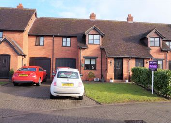 Thumbnail 3 bed terraced house for sale in Bridgeman Court, Weston Under Lizard Shifnal