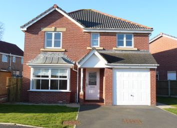 Thumbnail 4 bed detached house to rent in Watermans Walk, Carlisle