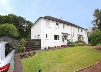 Thumbnail 4 bed semi-detached house for sale in Woodfarm Road, Thornliebank, Glasgow, Lanarkshire