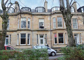 Thumbnail 4 bedroom flat for sale in Rosslyn Terrace, Glasgow