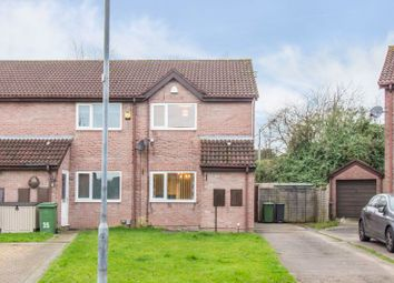 Thumbnail 2 bed end terrace house for sale in Pennyroyal Close, St. Mellons, Cardiff