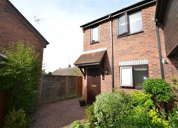 Thumbnail 2 bed semi-detached house for sale in St Lawrence Square, Hungerford, Berkshire