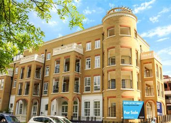 Thumbnail 2 bed flat for sale in Hampton Row, London