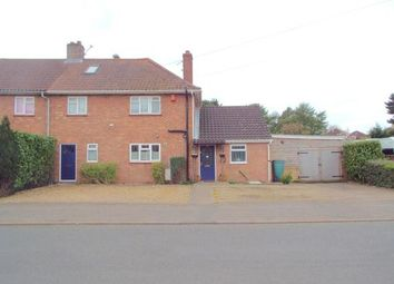 Thumbnail 4 bed semi-detached house for sale in Hellesdon, Norwich, Norfolk