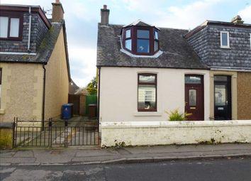 Thumbnail 3 bedroom semi-detached house for sale in Steps Street, Stenhousemuir, Falkirk