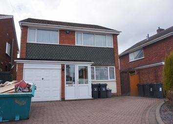 Thumbnail 4 bed detached house for sale in Garnett Drive, Sutton Coldfield
