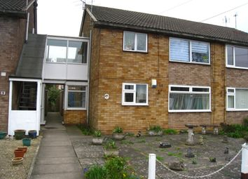 Thumbnail 2 bed flat for sale in Deegan Close, Coventry