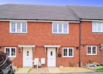 Thumbnail 2 bed terraced house for sale in Kelmscott Way, Bognor Regis