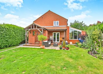 Thumbnail 3 bed semi-detached house for sale in Hall Lane, Wramplingham, Wymondham