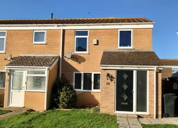 Thumbnail 3 bed end terrace house for sale in Derwent Road, Lee On The Solent