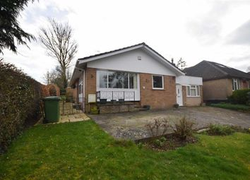Thumbnail 3 bed detached bungalow for sale in Mill Lane, Cogenhoe, Northampton