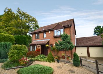 Thumbnail 4 bed detached house for sale in Overton Shaw, East Grinstead