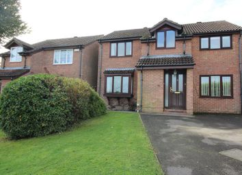 Thumbnail 5 bed detached house for sale in Bridger Way, Crowborough