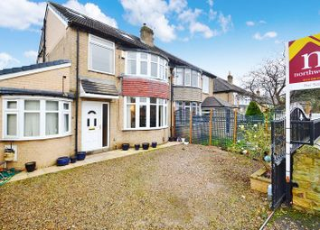 Thumbnail 5 bedroom semi-detached house for sale in Henconner Road, Chapel Allerton, Leeds