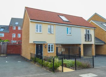 Thumbnail 2 bed detached house for sale in Lockgate Road, Northampton