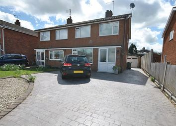 3 bed semi-detached house to rent in Buckingham Drive, Loughborough LE11