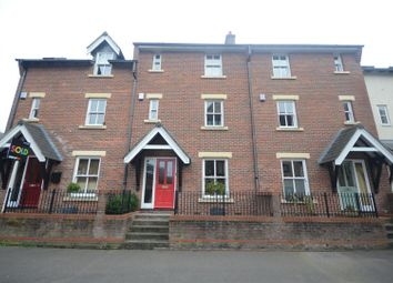 Thumbnail 3 bedroom town house for sale in City Centre, Norwich