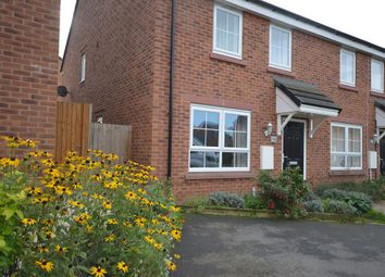 Thumbnail 3 bed end terrace house to rent in Patrons Drive, Elworth, Sandbach