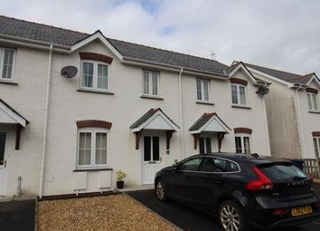 Thumbnail 3 bed terraced house for sale in Cwrt Dulas, Lampeter