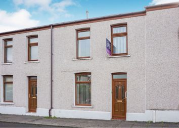 Thumbnail 3 bed terraced house for sale in Alfred Street, Port Talbot