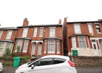 Thumbnail 6 bed property for sale in Rothesay Avenue, Nottingham