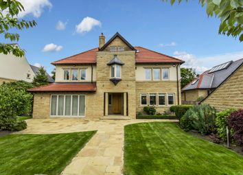 Thumbnail 6 bed detached house for sale in Delamere Gardens, Fixby Road, Fixby
