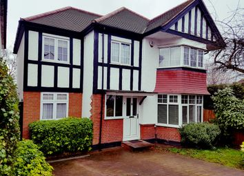 Thumbnail 5 bedroom detached house to rent in Wickliffe Gardens, Wembley Park