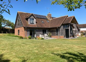 Devizes Road, Upavon, Pewsey, Wiltshire SN9. 4 bed detached house for sale