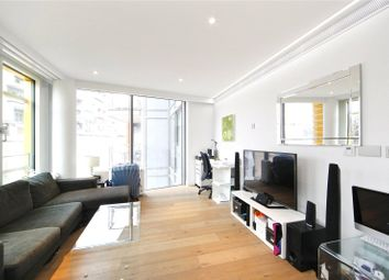 Thumbnail 1 bed flat for sale in Central St Giles Piazza, London