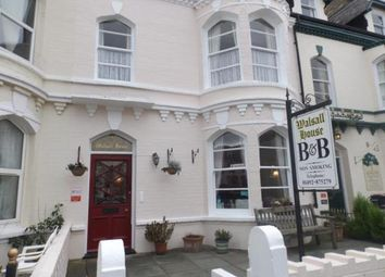 Thumbnail 8 bed terraced house for sale in Chapel Street, Llandudno, Conwy