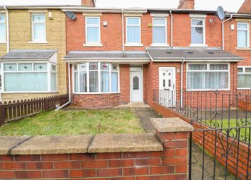 Thumbnail 3 bed terraced house to rent in Wellington Road, Dunston, Gateshead