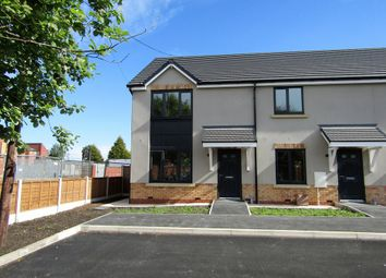 Thumbnail 3 bed mews house for sale in Bird Street, Ince, Wigan