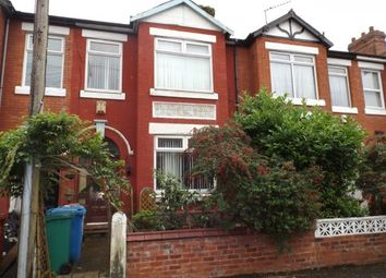 Thumbnail 4 bed terraced house for sale in Berkeley Avenue, Manchester, Greater Manchester, Uk