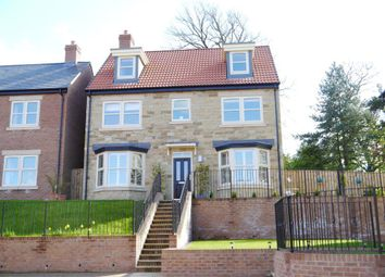 Thumbnail 5 bedroom detached house for sale in The Limes, Willoughby Park, Alnwick