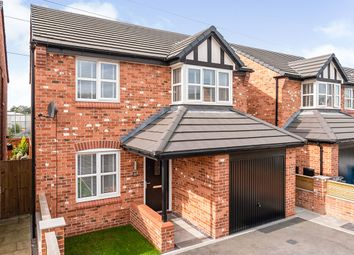 Thumbnail 3 bed detached house for sale in Virginia Drive, Pendlebury, Swinton, Manchester