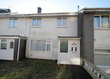 Thumbnail 2 bed terraced house for sale in Cwmcelyn Newydd, Blaina, Blaenau Gwent